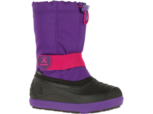 Kamik Jet Winterstiefel Kinder purple
